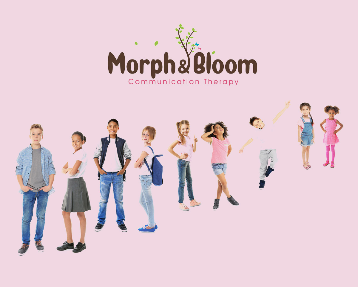 project morph and bloom website